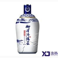 供应陶瓷酒具 手绘陶瓷酒具酒瓶