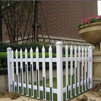 供应pvc围墙护栏用于社区市政企业围墙防护