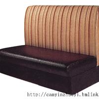 荔湾区卡座沙发定做,西餐厅家具沙发系列