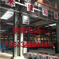 供应高大空间专用供暖机组的采暖机节能效果