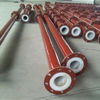 液体固体排放钢衬塑复合管