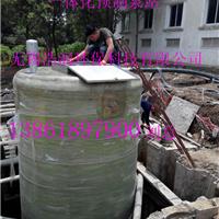 江阴厂家最新开发一体化预制污水处理泵站