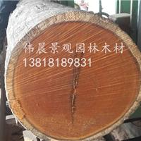 印尼菠萝格园林景观木材建材订尺加工