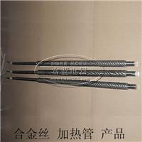 专业订做翅片式不锈钢单头电热管