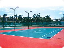 供应东莞横沥室外篮球场地坪翻新工程