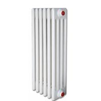 供应GZ406型钢制圆管四柱散热器