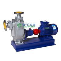 供应ZW型不锈钢自吸排污泵|自吸污水泵