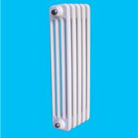 圣兴春QFGZ406钢管柱型散热器