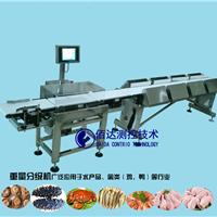供应重量分选秤、重量分选机、产品重量分级