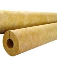厂家直供岩棉管,岩棉卷毡