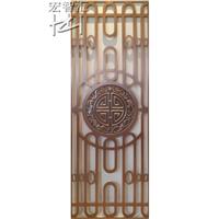 供应中高档铝铜雕刻不锈钢 门花 配件