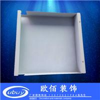 供应勾搭造型铝单板1.5-3.0厚度 密拼安装