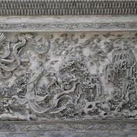 供应仿古砖雕、混凝土砖雕浮雕