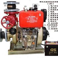 CCS船检船用消防泵柴油机