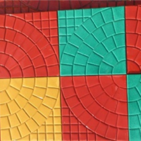 供应人行道路彩色砖用氧化铁黄红绿黑棕颜料