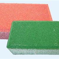 供应人行道路砖马路砖用氧化铁红黄绿黑颜料