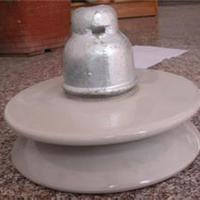 供应电站建设陶瓷绝缘子XWP4-70防污型