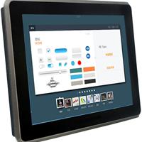9.7寸工业电容屏,电容式人机界面
