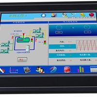 7寸工业电容触摸屏,电容式人机界面厂家