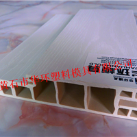 供应木塑门套模具3 表面可转印处理