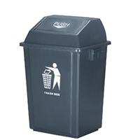 陕西西安分类综合钢板垃圾桶制造批发商