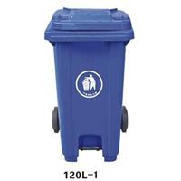 供应银川户外垃圾桶塑料垃圾桶