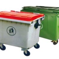 陕西西安塑料垃圾桶|西安环卫垃圾桶批发