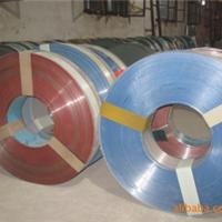 供应110彩钢带 彩钢扣板原料