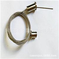 供应面板灯吊线配件 钢丝绳吊线组