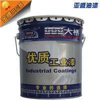 供应特价大桥牌钢结构白色醇酸调和漆
