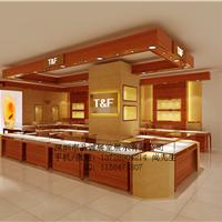木制珠宝展示柜 深圳翡翠玉器珠宝展柜设计