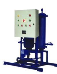 供应旁流水处理器