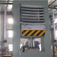 青岛国森机械制造实木弯曲热压机成套设备