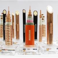 RTTZ柔性矿物绝缘电缆 铜芯轧纹铜护套