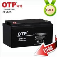 OTP蓄电池6FM-65报价