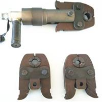 供应不锈钢管环压卡压钳剪刀口六角圆形模具