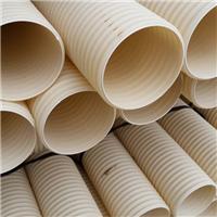 PVC双壁波纹管,PVC双壁波纹管160mm价格