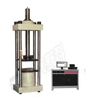 供应YAW-300YD恒应力排气道抗压强度试验机