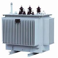 厂家直销s11-100kva 三相油浸式电力变压器图片