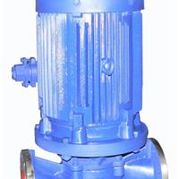 供应IHG不锈钢防爆管道泵,立式耐腐蚀管道泵