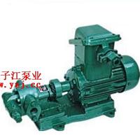 供应防爆油泵:KCB/2CY齿轮式输油泵