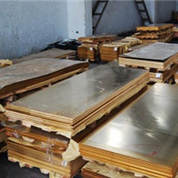 供应H65黄铜板现货,黄铜板价格