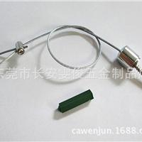 供应吊装钢丝绳 钢丝拉绳 灯具吊线配件