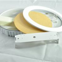 供应高档次LED筒灯外壳套件开孔200mm