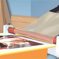 原厂威诗柏冷裱膜写真覆膜保护膜