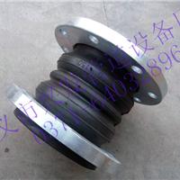 石家庄可曲挠双球橡胶接头JGD型兴发供应