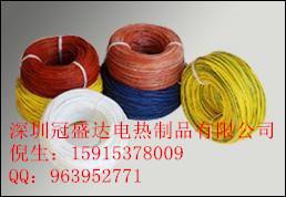 深圳冠盛达电热制品有限公司:硅胶发热线