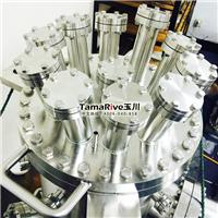 超高真空有机腔体无机腔体CF350分子离子泵