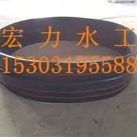 供应宏力优质铸铁闸门PGZ 橡胶止水圈油封圈