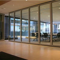 济南玻璃隔断  办公室隔断  固定隔断